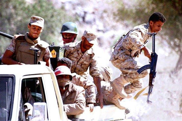 الجيش الوطني يحرز تقدم جديد بمديرية باقم