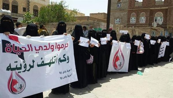 اصابة 17 مختطف بمرض السل في سجون ميلشيات الحوثي