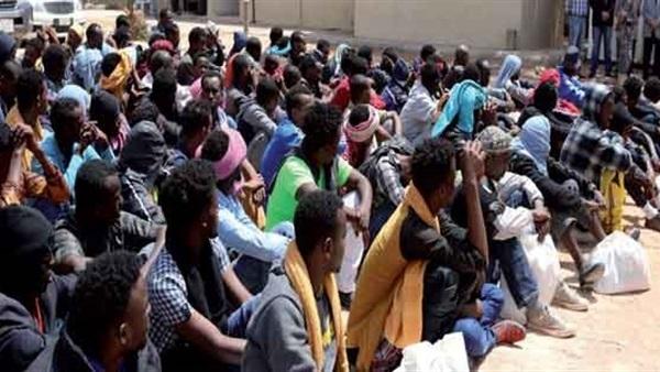 ترحيل 650 مهاجرا أفريقيا من عدن