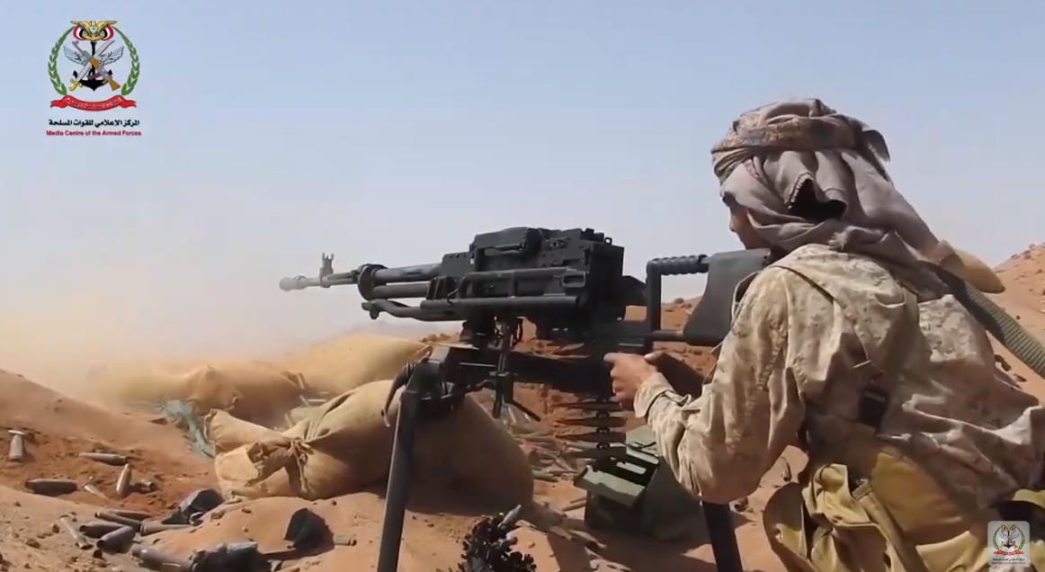 بالفيديو .. قوات الجيش تسيطر على مواقع جديدة في صعدة