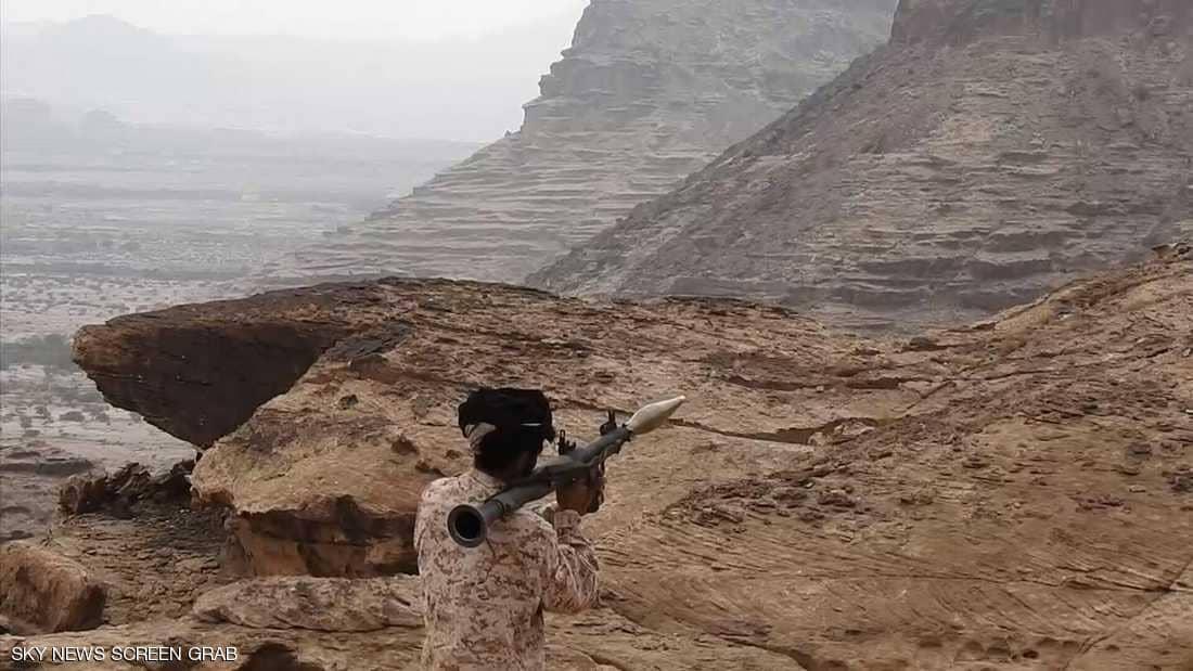 تحرير 20 قرية في صعدة من أيدي مليشيات الحوثي