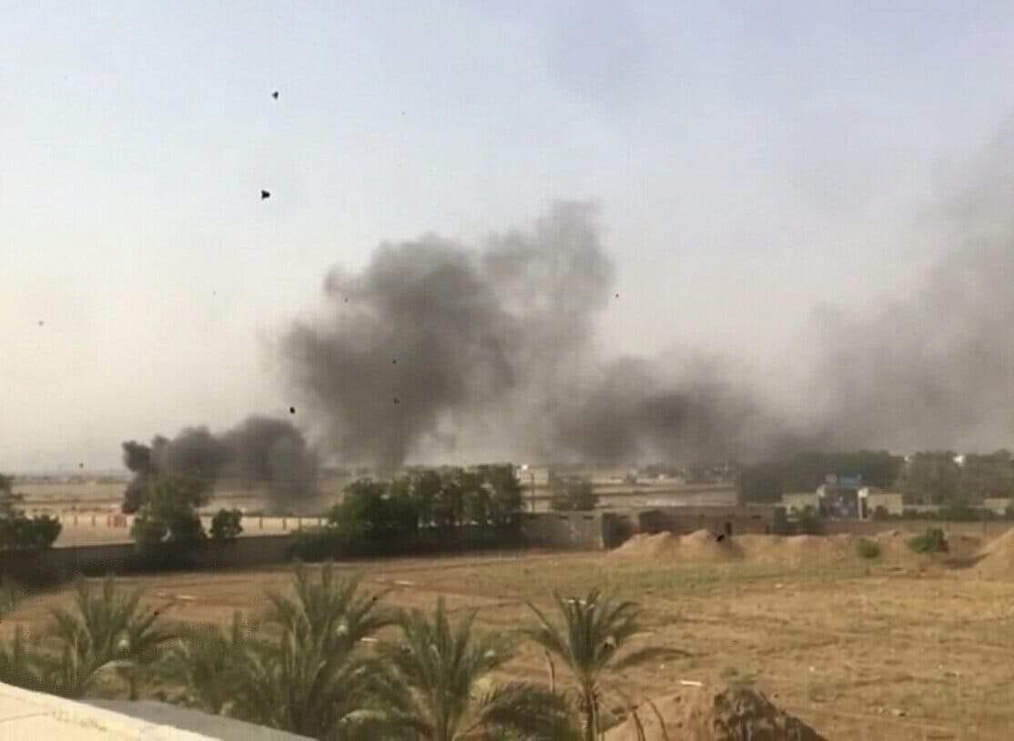 انطلاق أضخم عملية عسكرية لتحرير الحديدة من الحوثيين (فيديو)