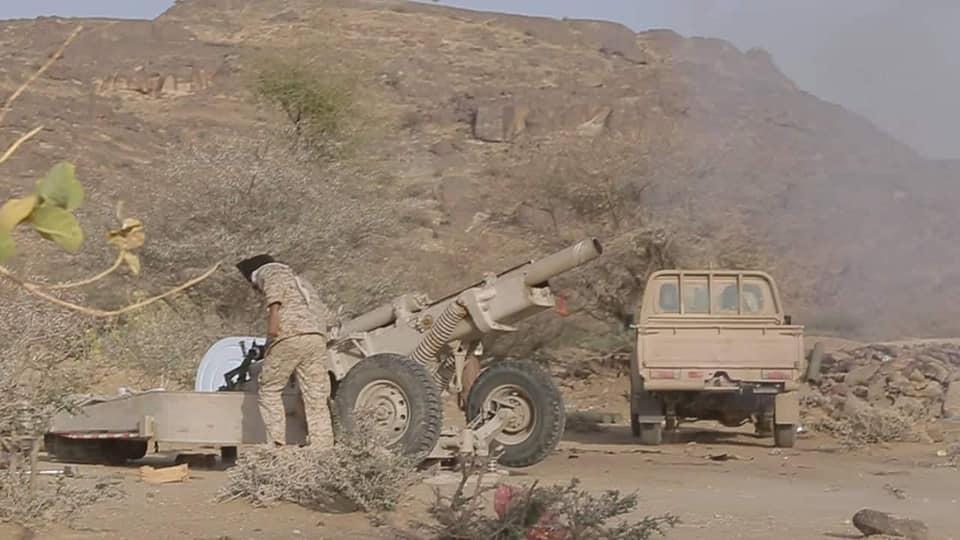 قوات الجيش تحرر مناطق جديدة في البيضاء وتدك معاقل الحوثيين بالصواريخ (فيديو)