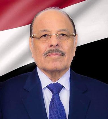 نائب الرئيس يطلع على سير المعارك في محور كتاف بصعدة