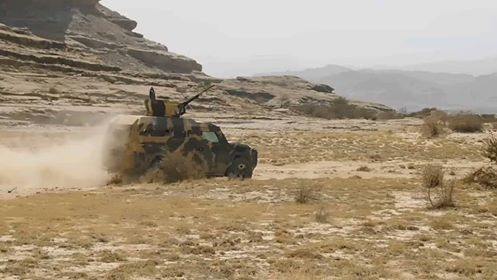 مقتل ستة حوثيين في كمين نفذه الجيش بمديرية خب في الجوف