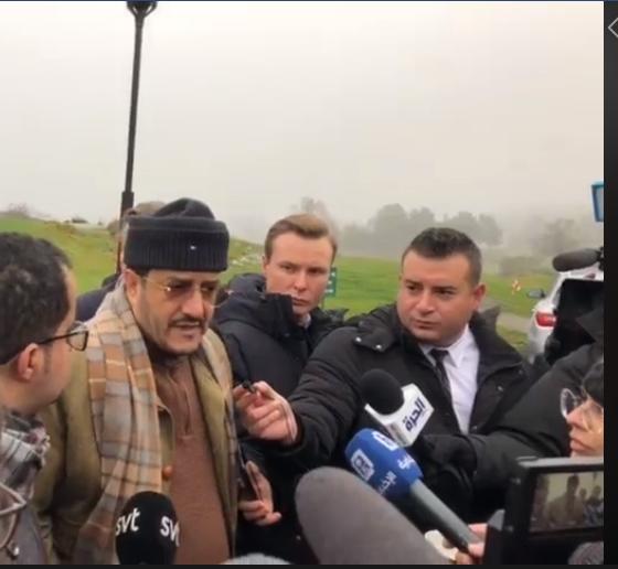 عثمان مجلي: وقعنا على اتفاقية إطلاق المختطفين والمعتقلين ولم يبق إلا التنفيذ