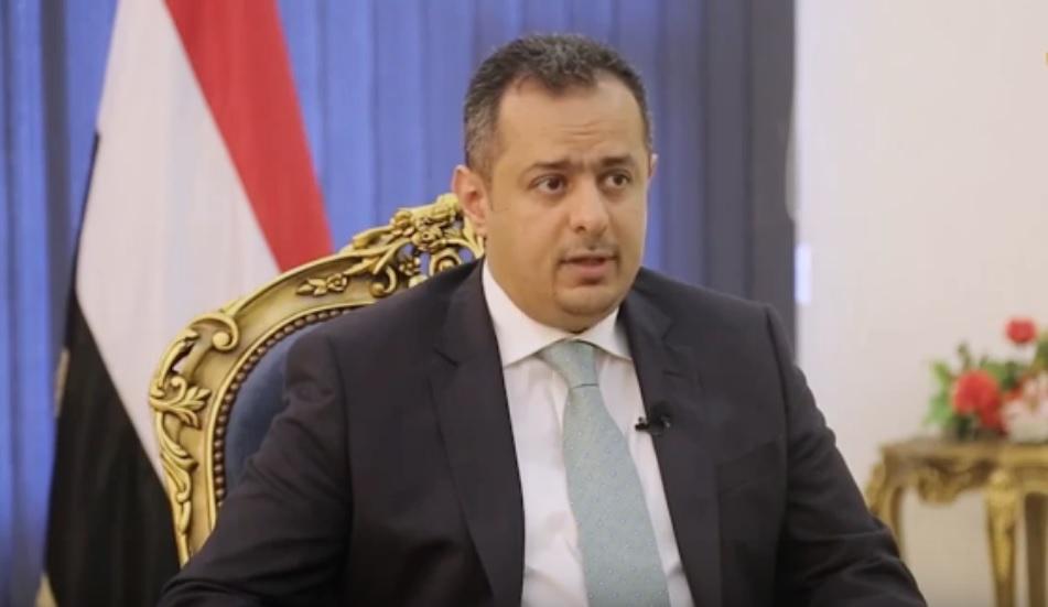 معين عبد الملك يطلع على جهود التعامل مع أضرار وتداعيات الأمطار الغزيرة في عدن