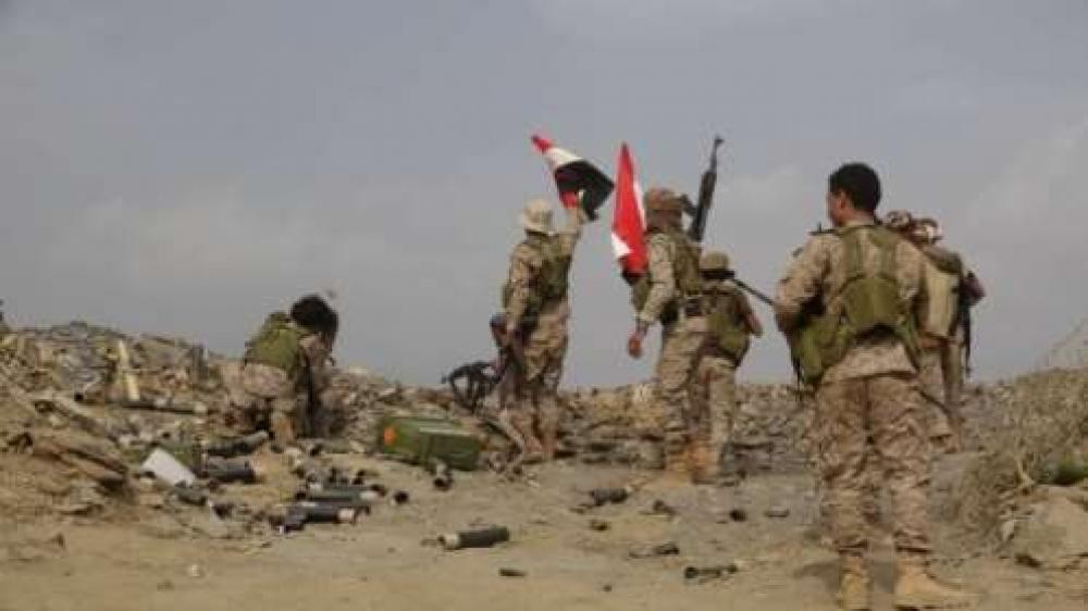 قتلى وجرحى من الحوثيين بمعارك عنيفة مع قوات الجيش برازح غرب صعدة