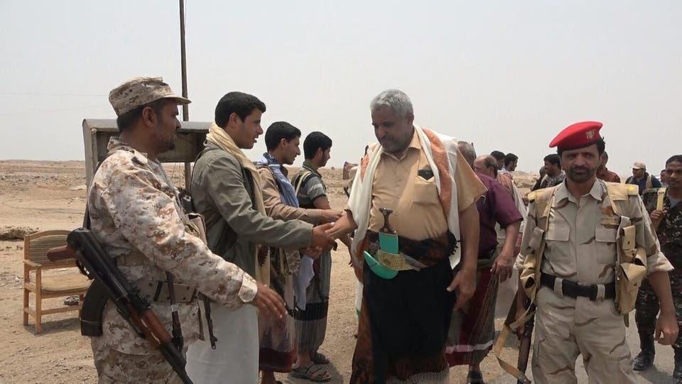 هكذا فضح الحوثيون مسرحية انسحابهم من موانئ الحديدة (صور)