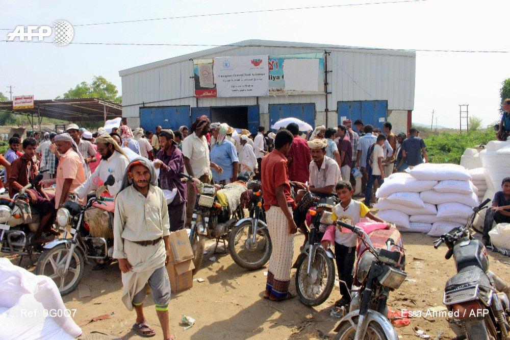 منظمات أممية تقول إن انعدام الأمن الغذائي يؤثر على 20 مليون شخص في اليمن