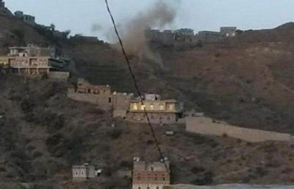 جرائم بشعة يرتكبها الحوثيون بحق أبناء حجور (تفاصيل)