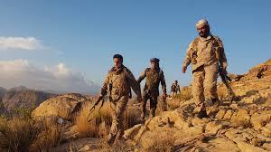الجيش الوطني يحاصر الحوثيين في رازح بصعدة