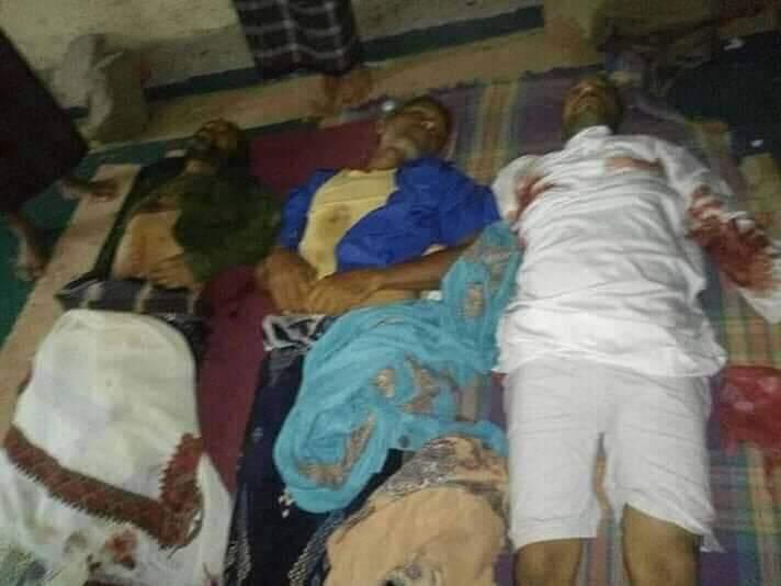 استنفار  قبلي ضد جريمة استهداف المصلين في قرية الأزارق (بيان)