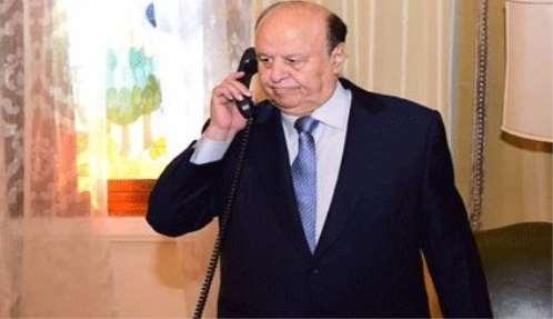 الرئيس هادي يوجه باعتماد موازنة طارئة لعدن