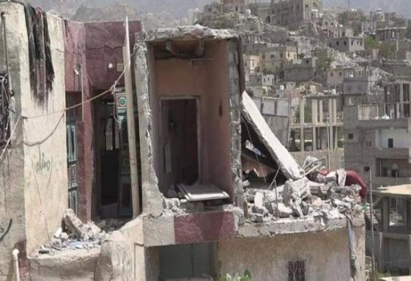 إصابة 6 مدنيين بقصف ميلشيات الحوثي على أحياء سكنية بتعز