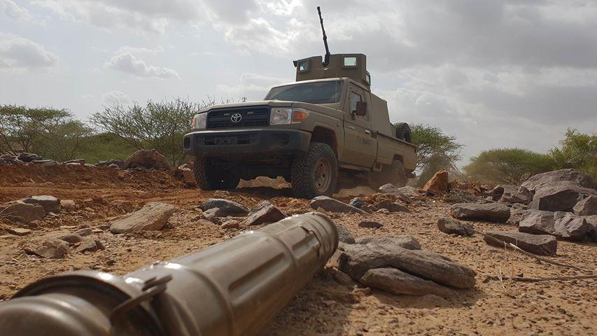 قوات الجيش الوطني تحبط محاولتي تسلل فاشلتين للحوثيين في صعدة والجوف