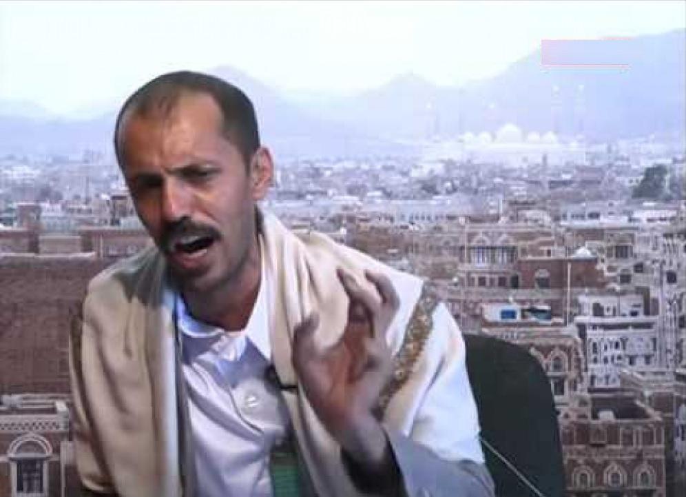 """قيادي حوثي يدعو لحمل السلاح لمواجهة من تبقى من أنصار الرئيس السابق """"علي عبدالله صالح"""""""