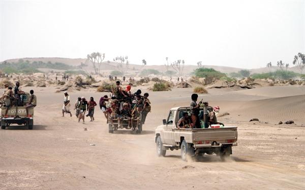 الجيش يصد هجوما عنيفا للحوثيين في محافظة الحديدة