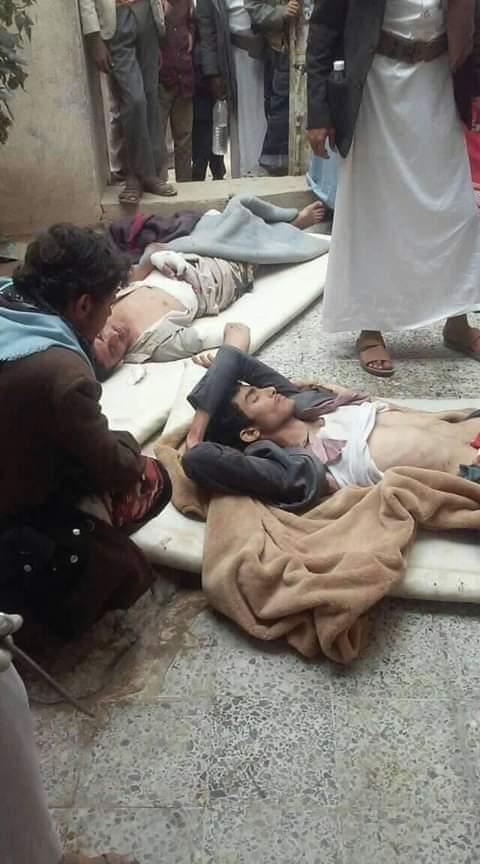 توتر بين أبناء القبائل والحوثيين في أفلح الشام بحجة ومناشدات لإنقاذ جرحى حجور