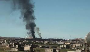 مقتل ثلاثين طالب من طلاب الكليات العسكرية وإصابة آخرين بقصف جوي بذمار (انفراد)