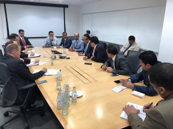 البنك الدولي يشيد بجهود الحكومة اليمنية