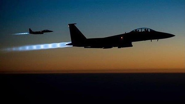 طيران التحالف يواصل استهداف مواقع لميلشيا الحوثي بصعدة