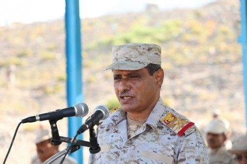 البحسني يكرم قيادات التحالف العربي وقائد المنطقة الأولى بوادي حضرموت