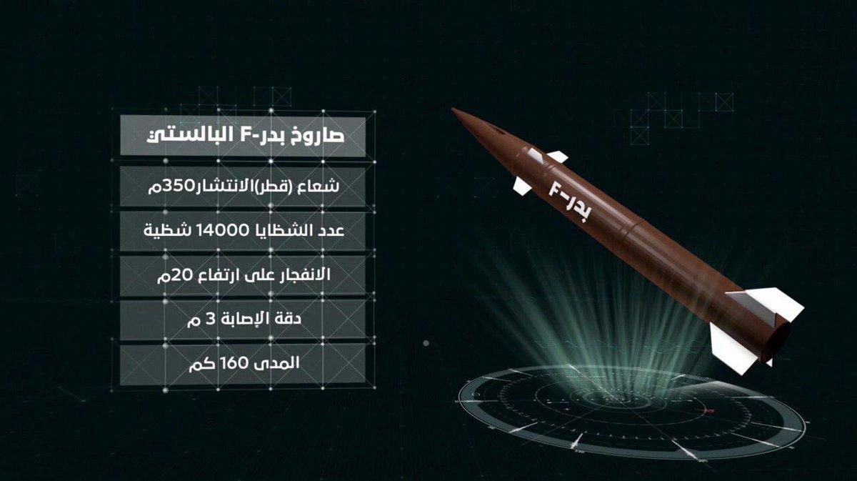 الحوثيون يعلنون امتلاكهم صاروخ بالستي مطوّر