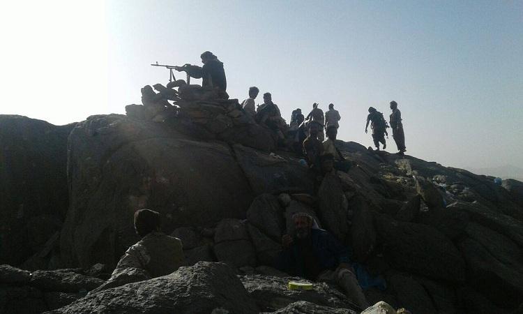 الجيش الوطني يحرر مواقع جديدة في الجوف