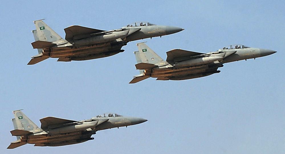 طيران التحالف يباغت الحوثيين في سنحان وبني مطر