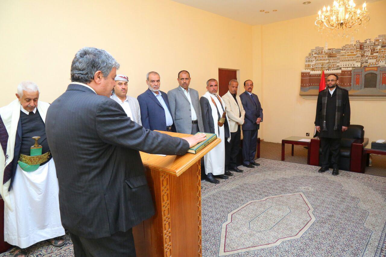 تعيينات حوثية بالجملة لمشائخ ووجهاء في مجلس الشورى .. تفاصيل