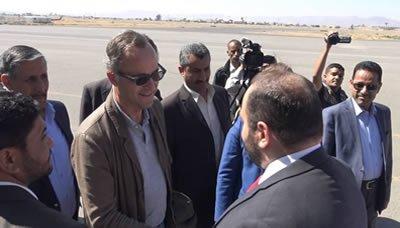 أول موقف صادر عن رئيس البعثة الأممية بعد وصوله إلى الحديدة