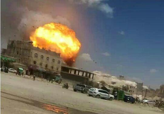 الحوثيون يعترفون رسمياً بمسؤوليتهم عن مجزرة وقعت في صنعاء