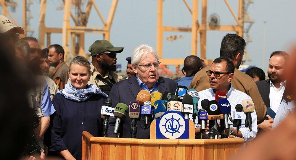 الحوثيون يخرقون الهدنة في الحديدة بعد ساعات من مغادرة غريفيث