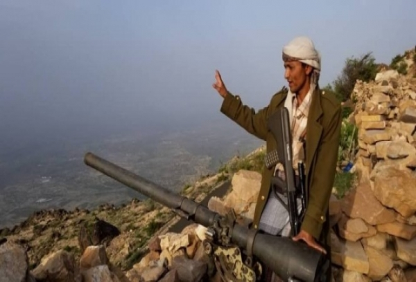 """مقتل مدني وإصابة آخر بقصف حوثي جنوبي """"تعز"""""""