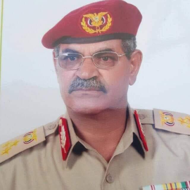 استشهاد قائد عسكري رفيع من القوات الحكومية بمعارك الضالع